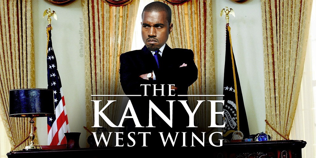 THE KANYE WEST WING FIRST LOOK