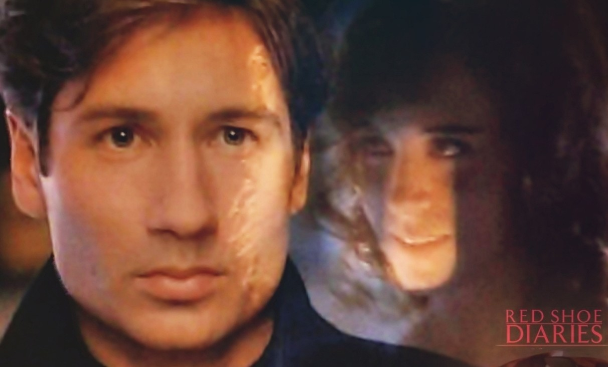 DAVID DUCHOVNY BRINGS BACK RED SHOE DIARIES