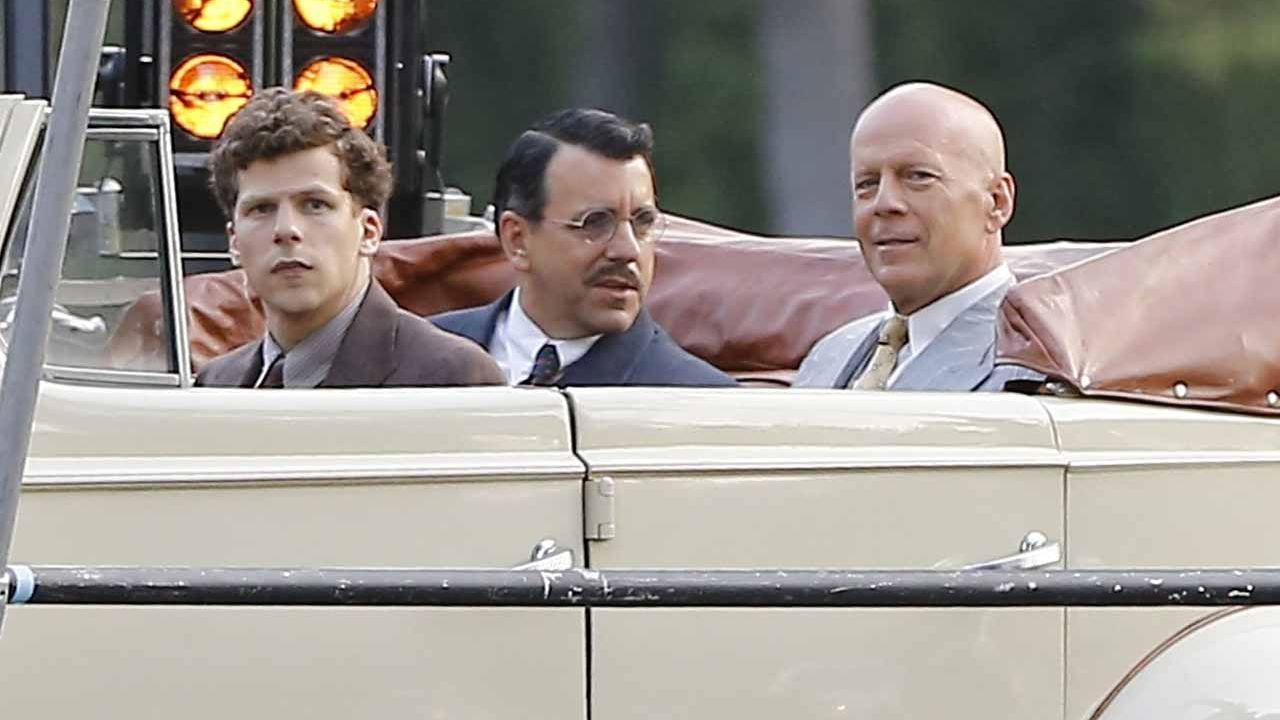 WHY BRUCE WILLIS WAS FIRED FROM WOODY ALLEN MOVIE