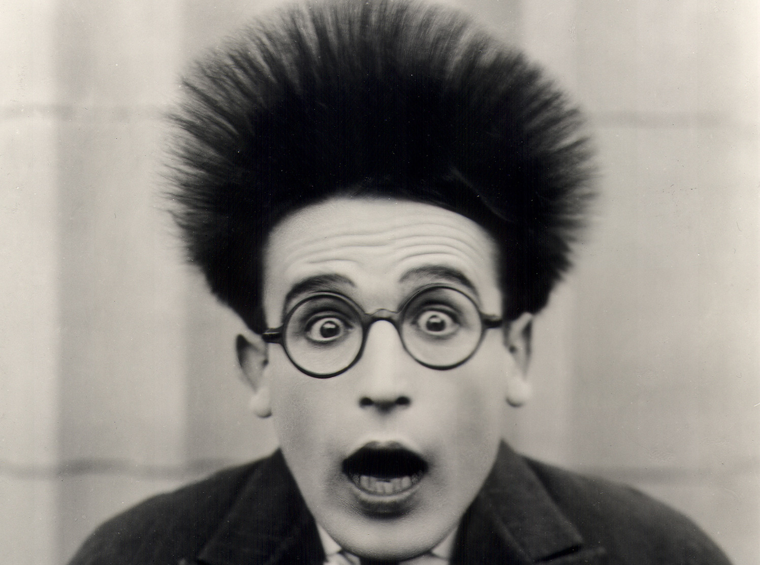 Harold Lloyd The studio exec sir edwin fluffer remembers harold lloyd