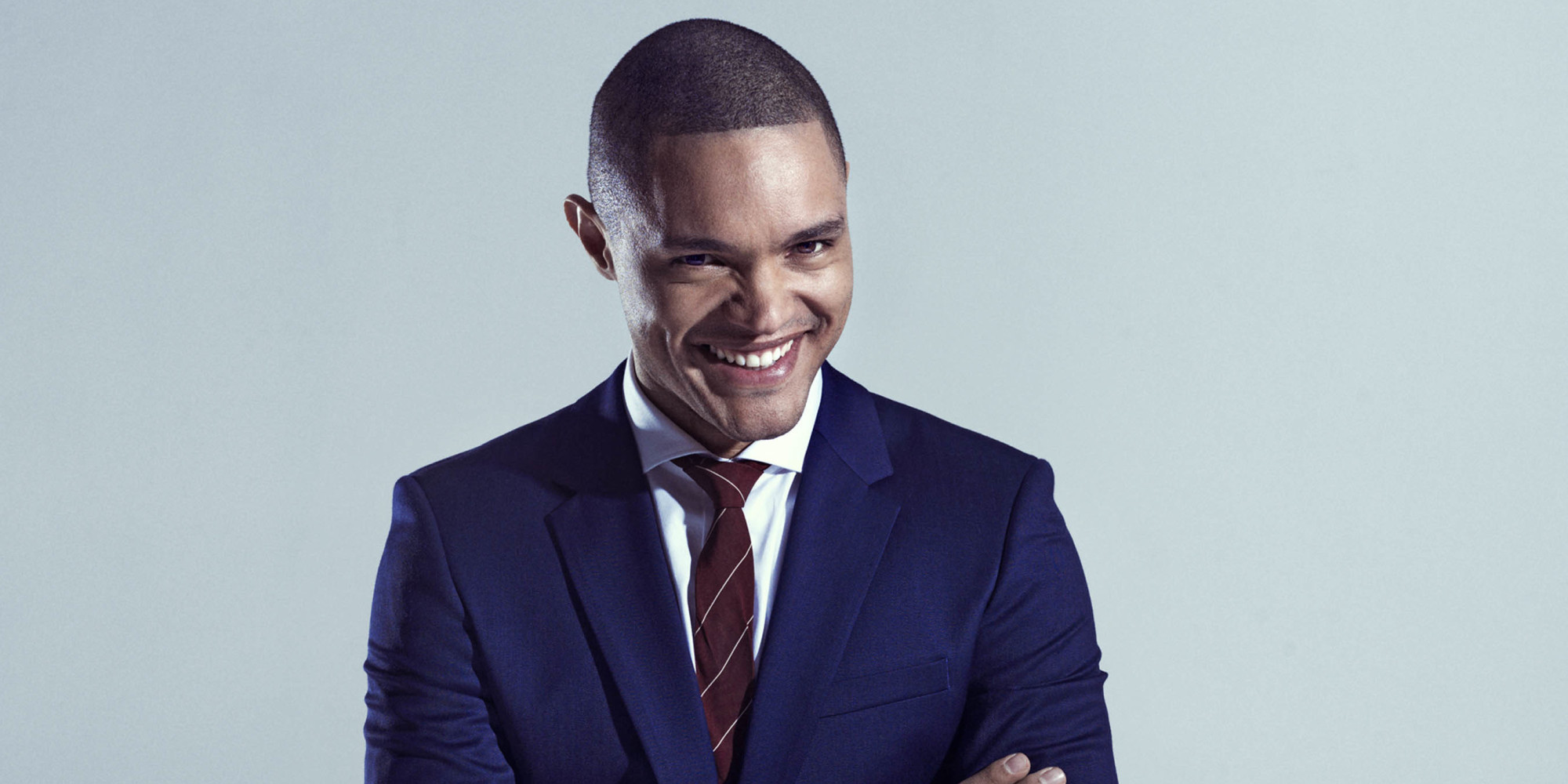 Trevor Noah earned a  million dollar salary - leaving the net worth at 2 million in 2017