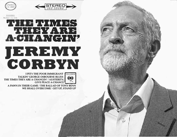 HUGH LAURIE TO PLAY JEREMY CORBYN