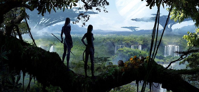 PANDORA SHOOT IN DOUBT FOR AVATAR 2
