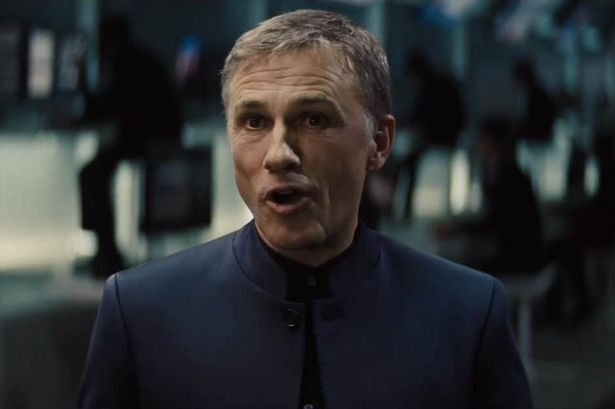 EVERYONE PREPARES TO LOOK SURPRISED WHEN CHRISTOPH WALTZ TURNS OUT TO BE BLOFELD