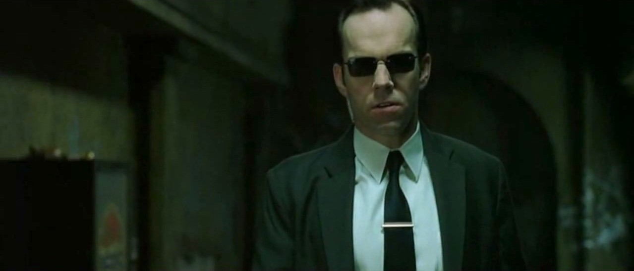 AGENT SMITH WILL BE IN JOHN WICK 2
