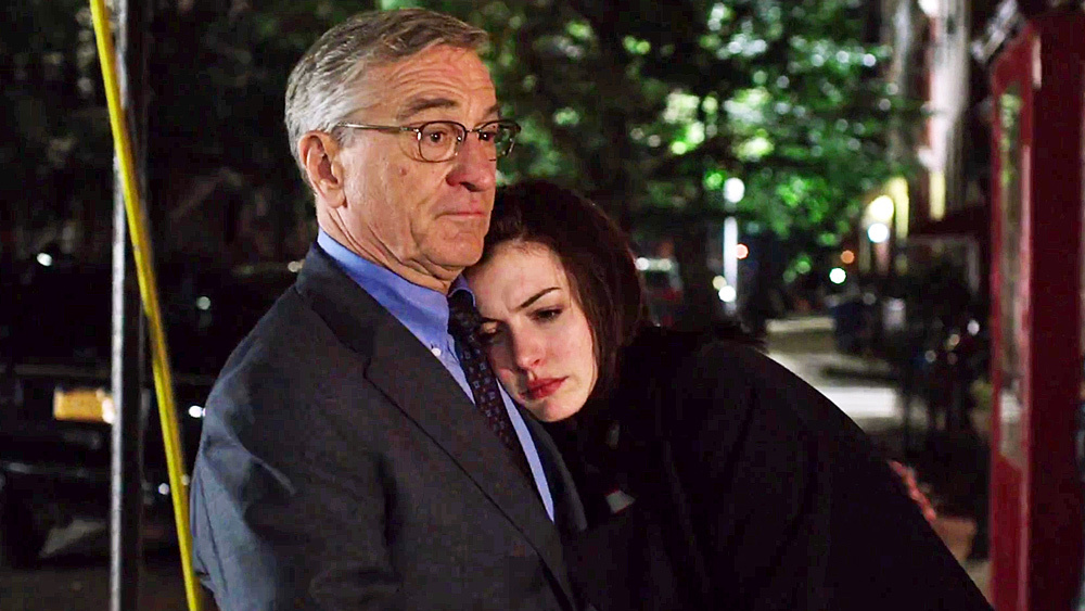 ROBERT DE NIRO STARS IN ANOTHER COMEDY YOU'RE NOT GOING TO SEE
