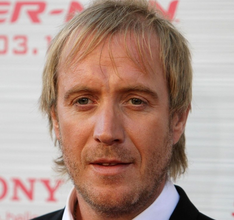 RHYS IFANS MADE HIS OWN NAME UP 'TO WIN A GAME OF SCRABBLE'