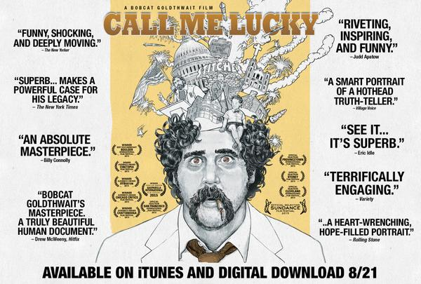 CALL ME LUCKY – REVIEW