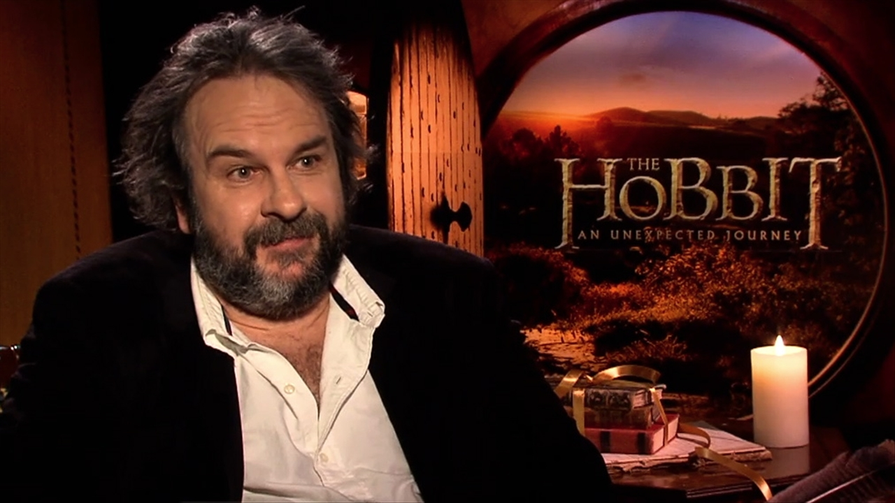 PETER JACKSON ADMITS THE HOBBIT WAS SH*T