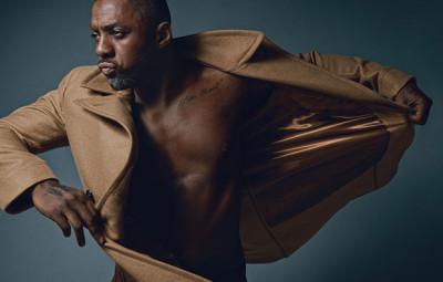 Idris elba hot