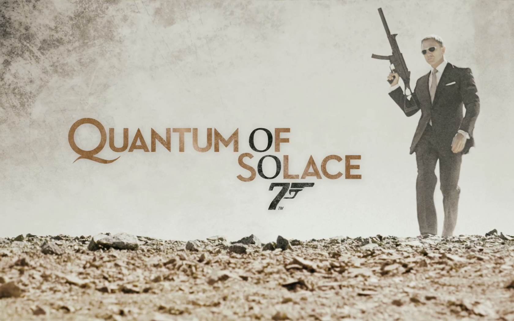 QUANTUM OF SOLACE IS THE BEST BOND MOVIE EVER