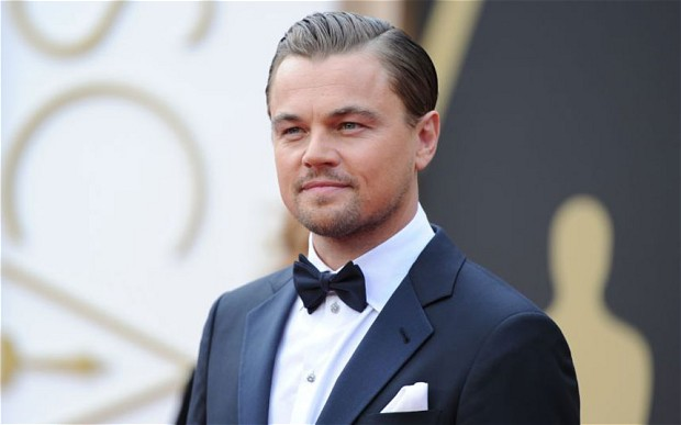 LEONARDO DICAPRIO CATEGORY ANNOUNCED FOR ACADEMY AWARDS