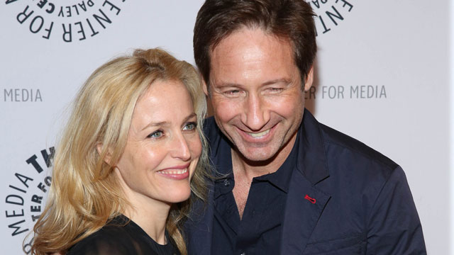 GILLIAN ANDERSON NOT ALLOWED TO TRAVEL WITH DAVID DUCHOVNY