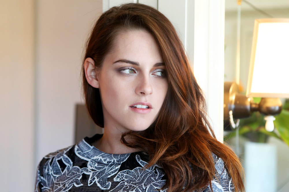 CORRECTION: KRISTEN STEWART'S COMMENTS DIDN'T PRAISE HITLER