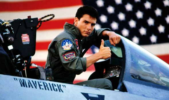 TOP GUN 2 WILL INVOLVE AIRPLANES