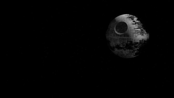 EMPIRE TO BUILD JUST 'ONE MORE DEATH STAR'
