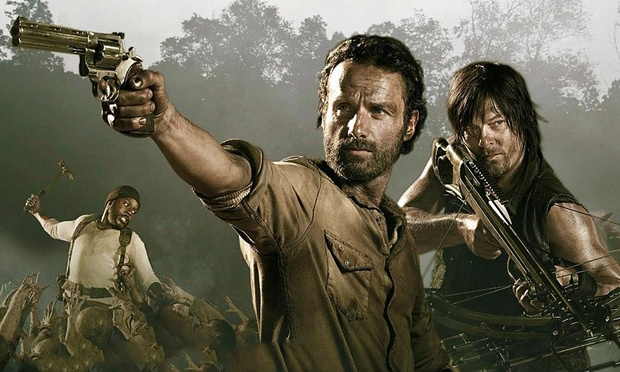 5 FACTS YOU NEVER KNEW ABOUT THE WALKING DEAD