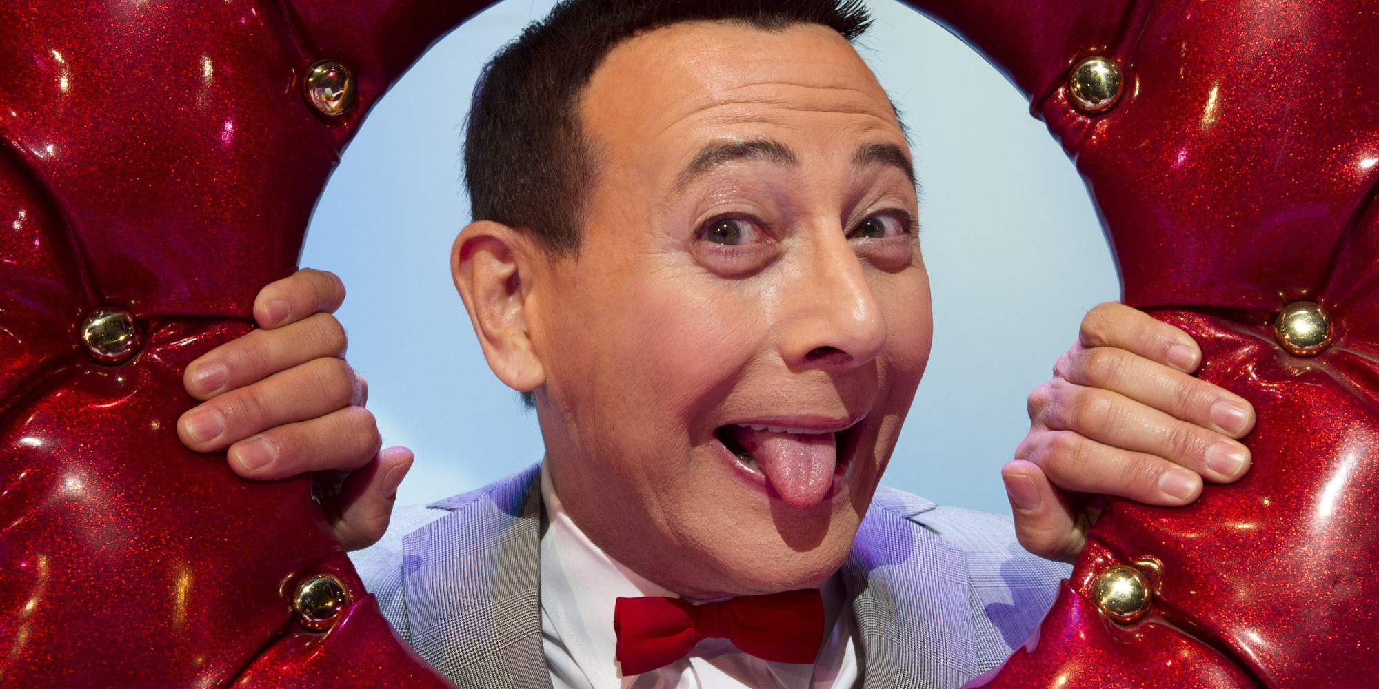 PEE-WEE'S BIG HOLIDAY TO BE A HARD R