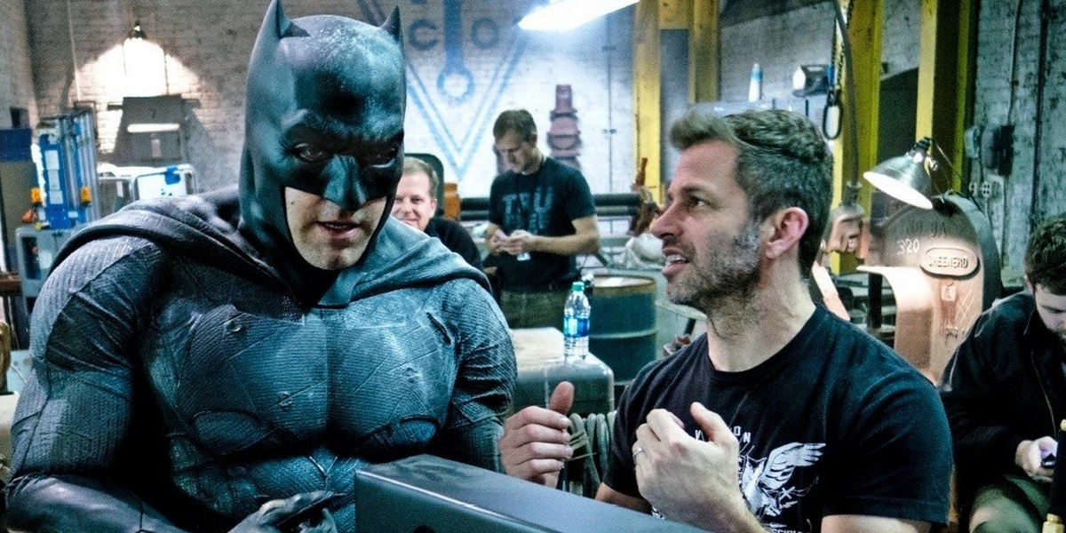 EXPECTING A ZACK SNYDER FILM TO BE GOOD RECOGNIZED AS MENTAL DISORDER