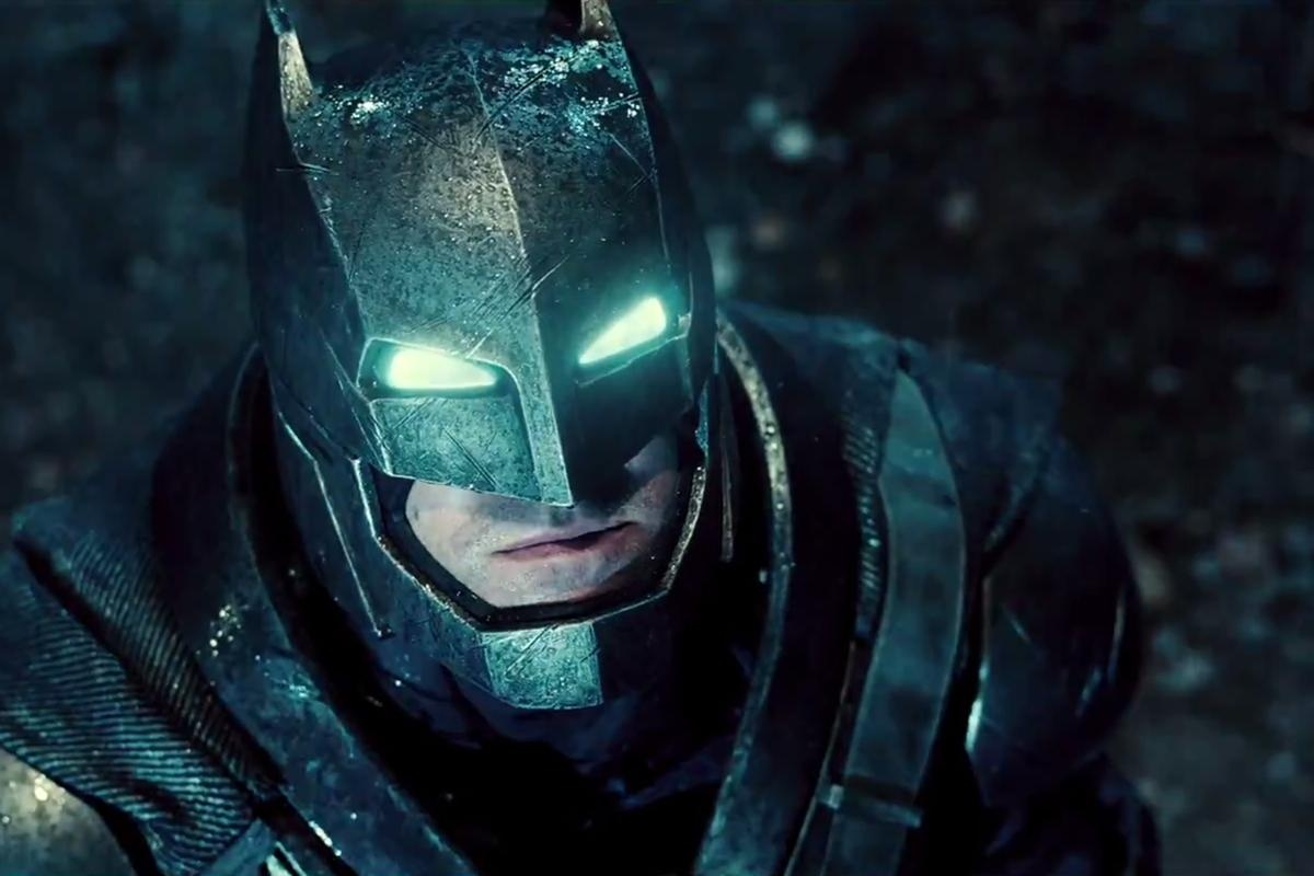 BEN AFFLECK'S BATMAN SCRIPT LEAKS ONTO INTERNET
