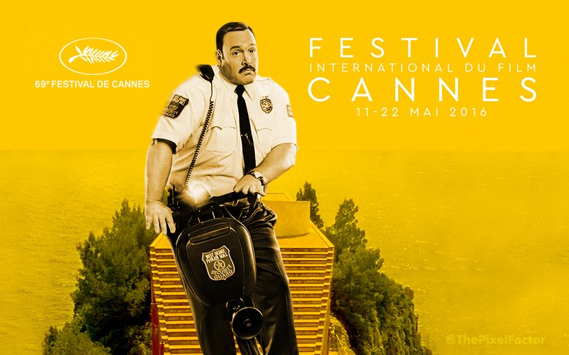 CANNES RELEASE OFFICIAL POSTER