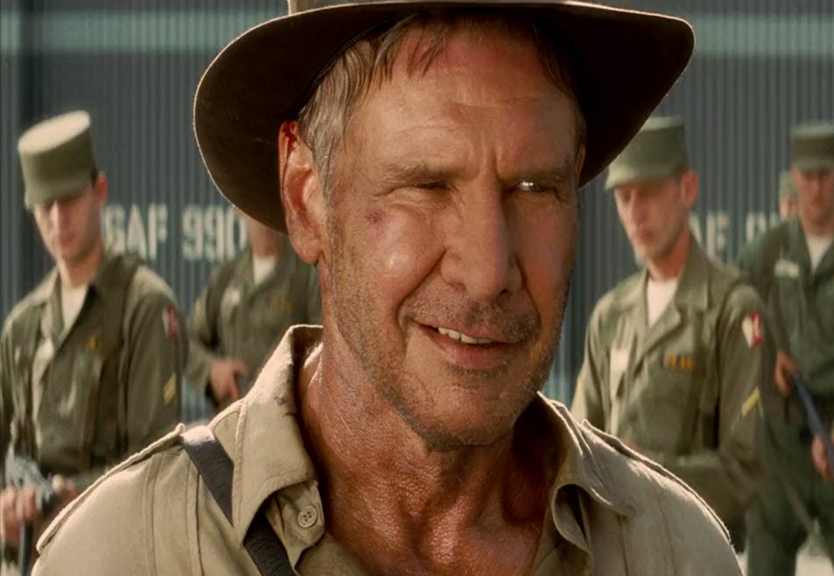 BARACK OBAMA CONSIDERS LAW TO PREVENT INDIANA JONES 5