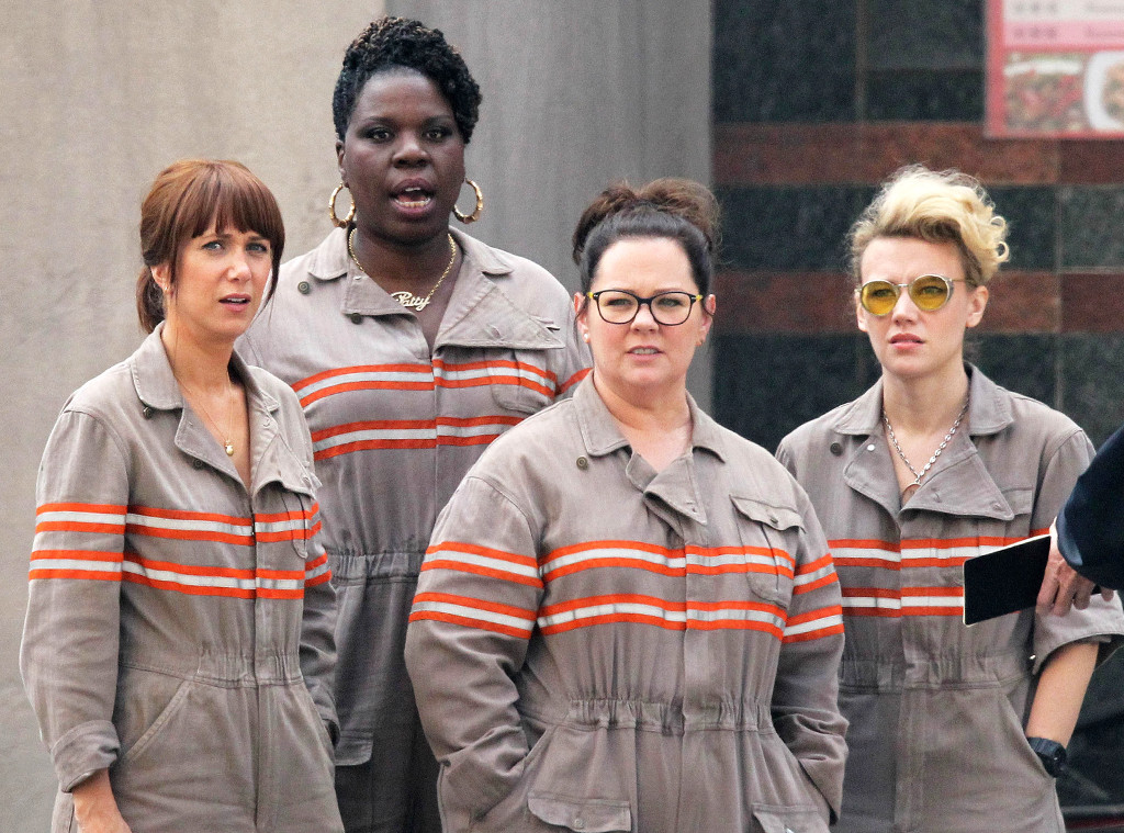 5 EASTER EGGS IN THE GHOSTBUSTERS TRAILER