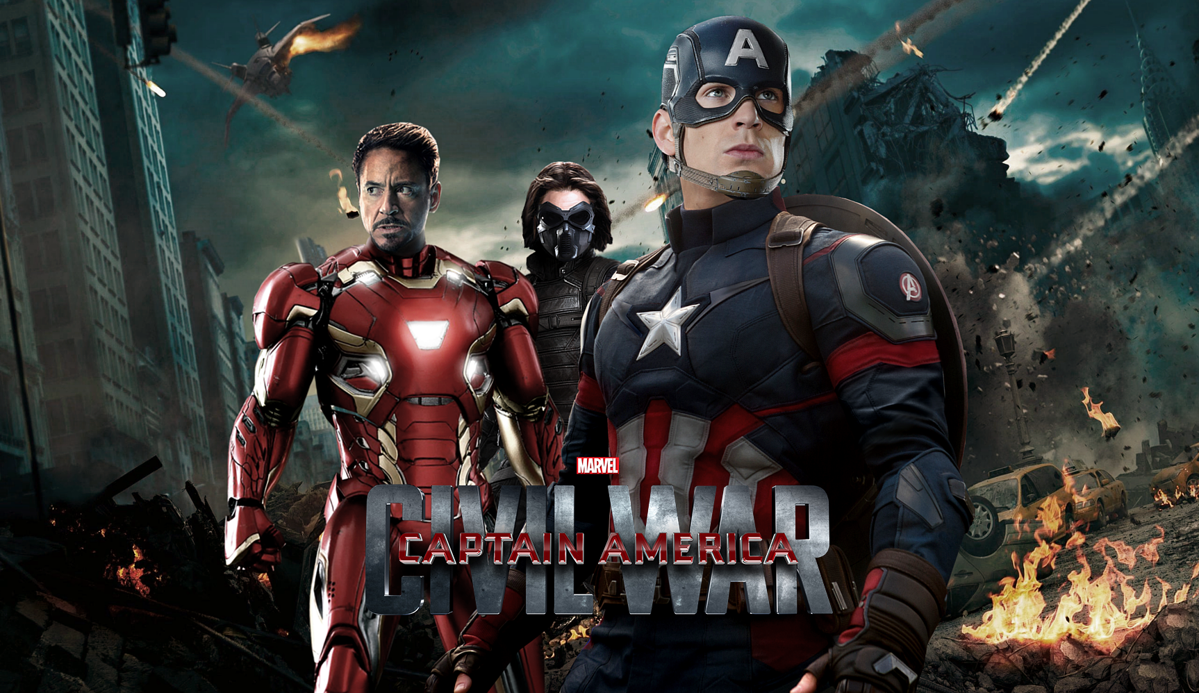 CAPTAIN AMERICA: CIVIL WAR 'HISTORICALLY INACCURATE'