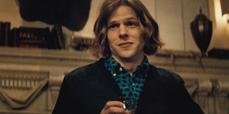 JESSE EISENBERG TO STAY IN JAIL UNTIL MAN OF STEEL 2