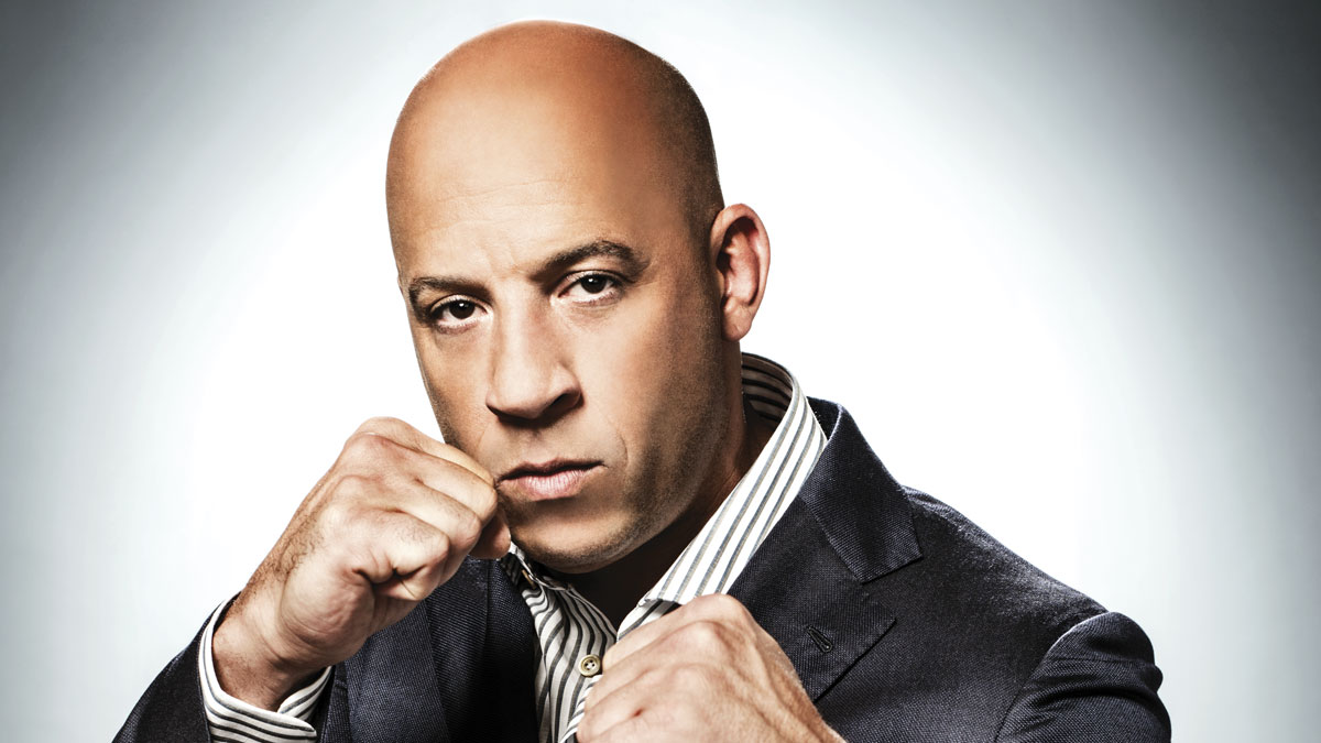 VIN DIESEL CHANGES NAME TO VIN HYBRID