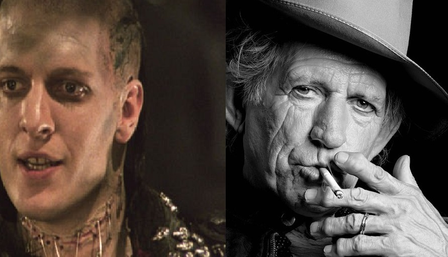 THE KURGAN HUNTS KEITH RICHARDS AS THE GATHERING APPROACHES