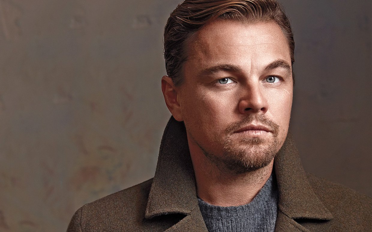 LEONARDO DICAPRIO'S NEXT FILM IS GOING TO BE EVEN MORE HARDCORE
