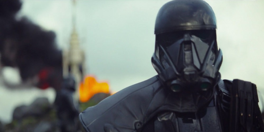 5 FACTS WE LEARNED FROM ROGUE ONE TRAILER