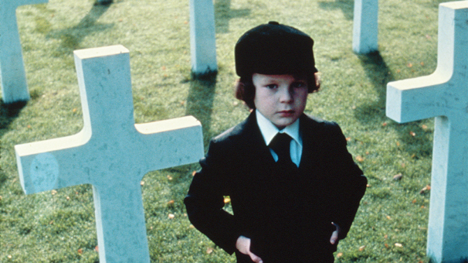 OMEN PREQUEL 'WILL BE ALL ABOUT SPERM'