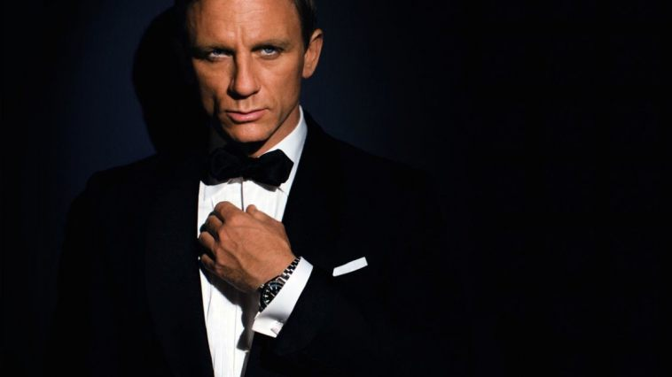 DANIEL CRAIG TO BE PART-TIME 007