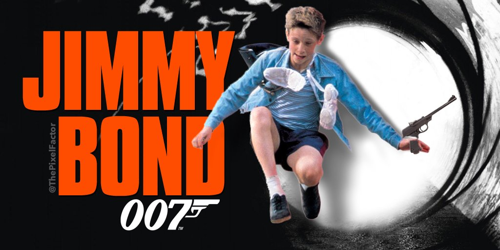 SNEAK PEEK OF JAMIE BELL AS 007