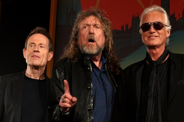 LED ZEPPELIN ACCUSED OF STEALING LYRICS FROM STAIRWAY TO HEAVEN