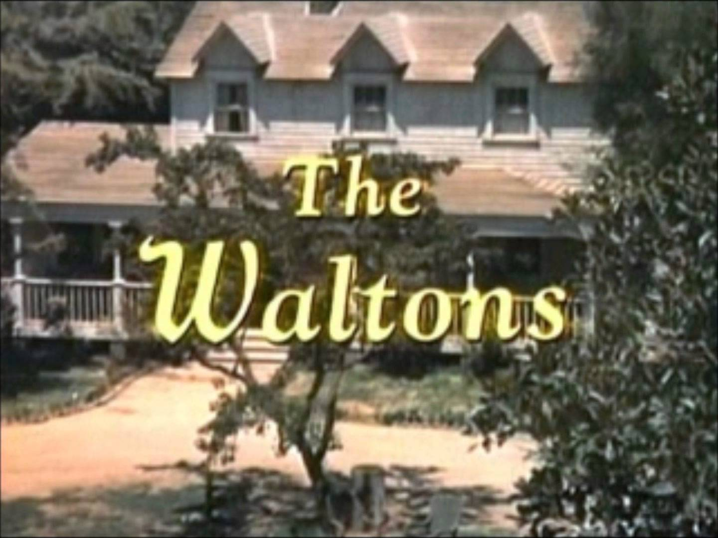 THE WALTONS REMAKE GOES TO NETFLIX