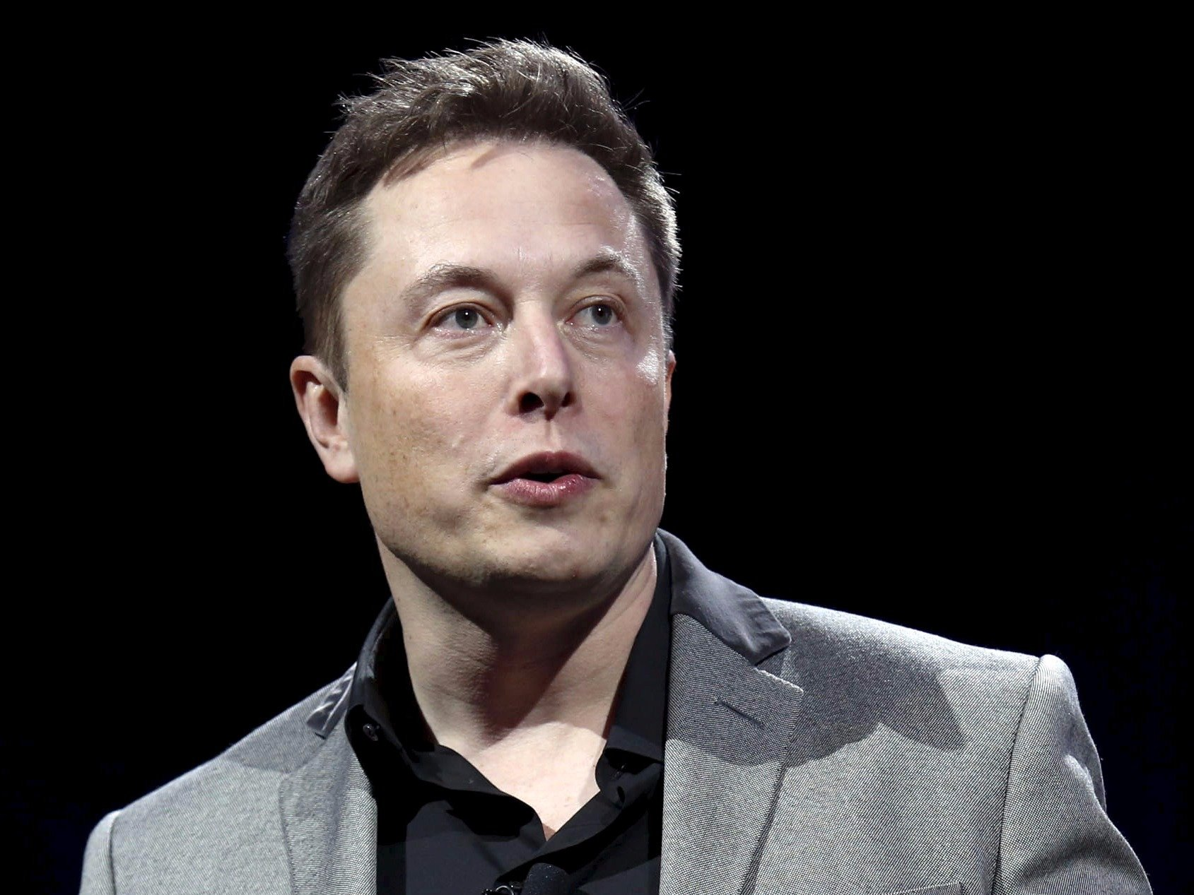 ELON MUSK SAYS WE'RE LIVING IN THE MATRIX, BUT NOT THE MATRIX RELOADED