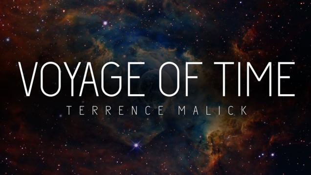 TERRENCE MALICK DOCUMENTARY VOYAGE OF TIME 'ALL ABOUT F*CKING'