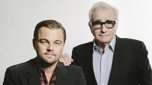 MARTIN SCORSESE SELLS DICAPRIO WHISTLE