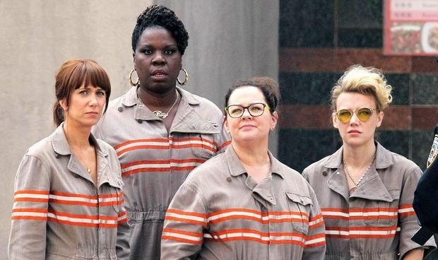 REVIEW: GHOSTBUSTERS: