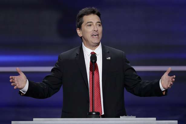 SCOTT BAIO WORRIED HIS CAREER WILL TAKE A HIT FOLLOWING CONVENTION SPEECH