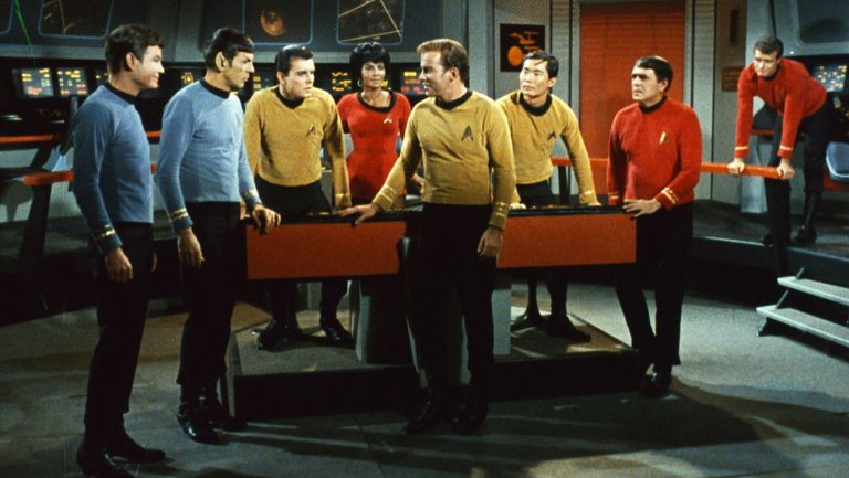 5 FACTS YOU NEVER KNEW ABOUT STAR TREK