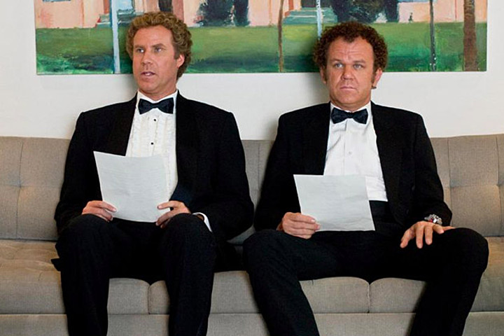 WILL FERRELL AND JOHN C REILLY REMAKE WITHOUT A CLUE