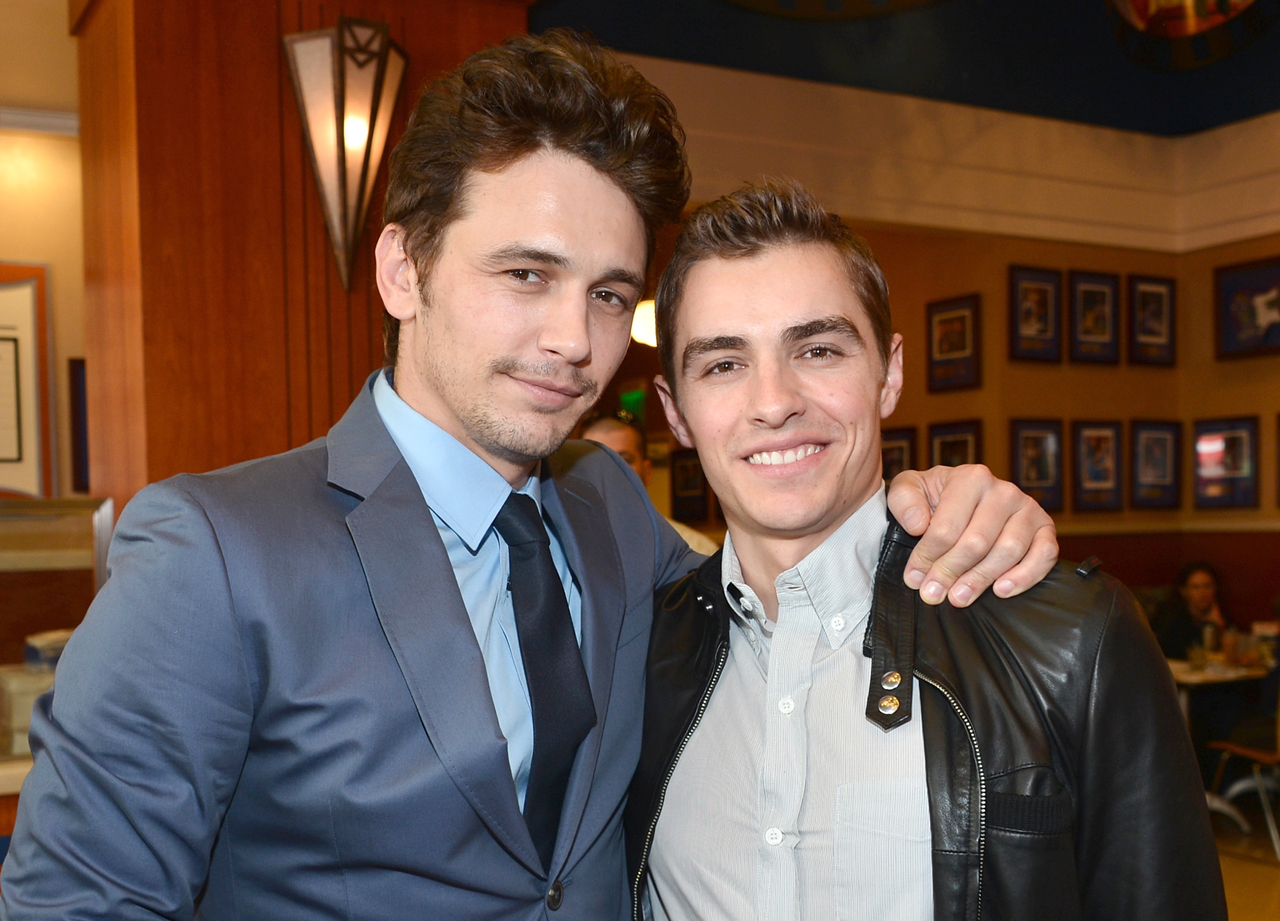 HAVE YOU MET JAMES FRANCO'S INCREDIBLY YOUNG LOOKING FATHER?