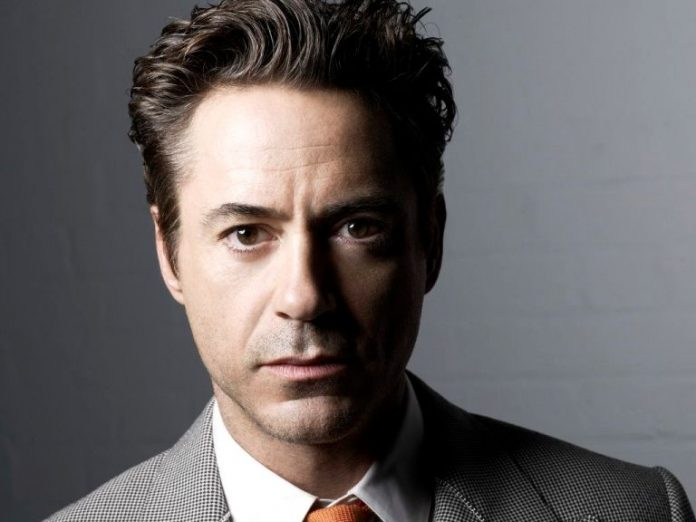 NIC PIZZOLATTO AND ROBERT DOWNEY JR TEAM UP FOR WEDGER