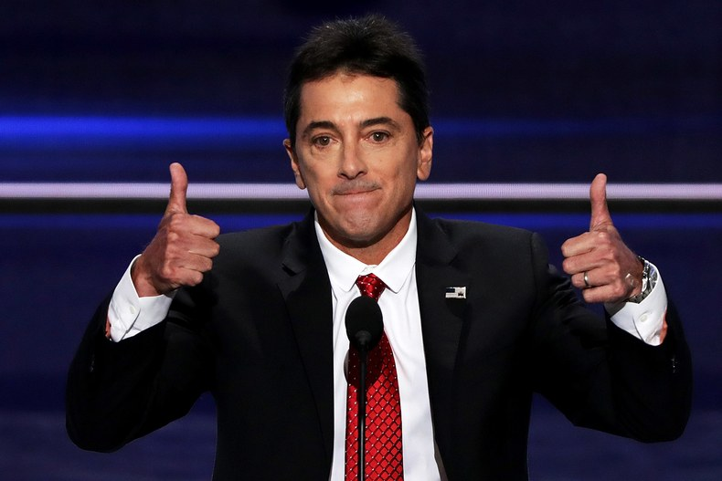 SCOTT BAIO WELCOMED HOME TO OBSCURISTANIA