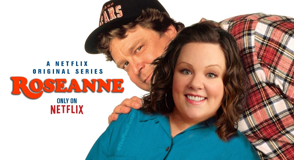 MELISSA MCCARTHY SIGNS ON FOR ROSEANNE