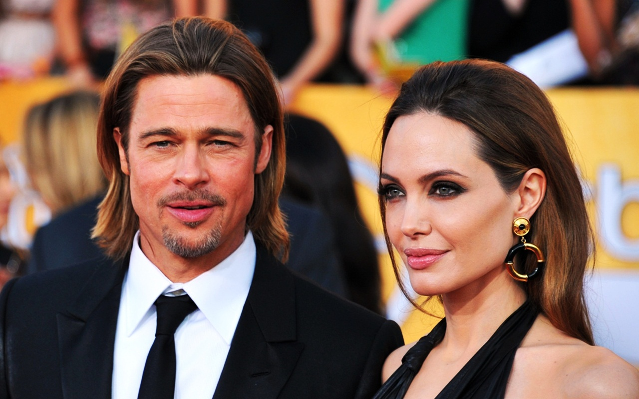 5 FACTS YOU NEVER KNEW ABOUT BRANGELINA